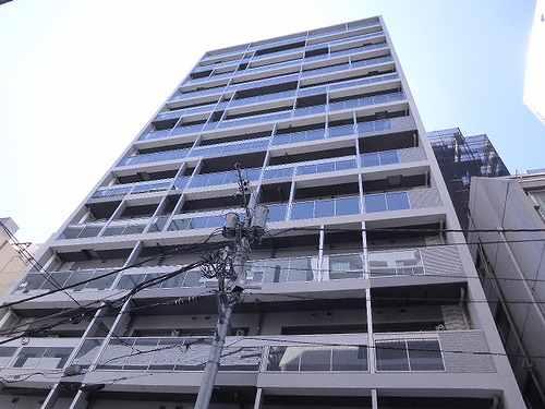 ライオンズ千代田岩本町ミレス-KDA 503号室の外観