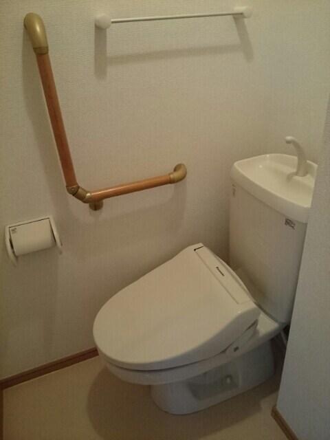 ひまわり 02030号室のトイレ