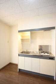 パストラルA棟 205号室の設備