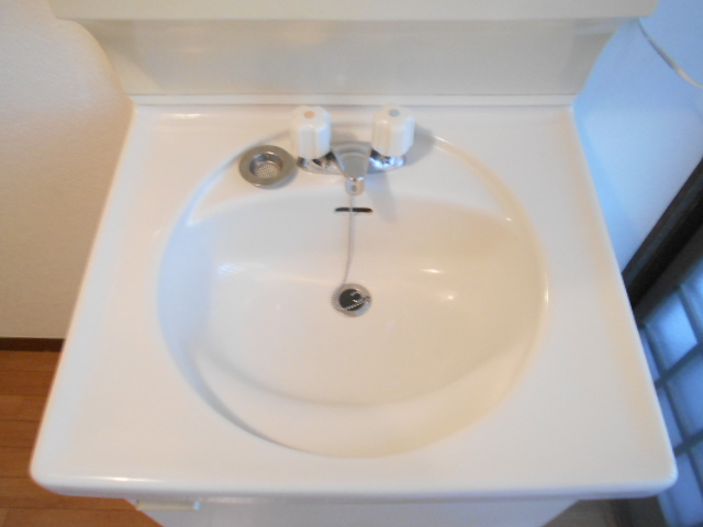 メゾンセントピア 105号室の洗面所