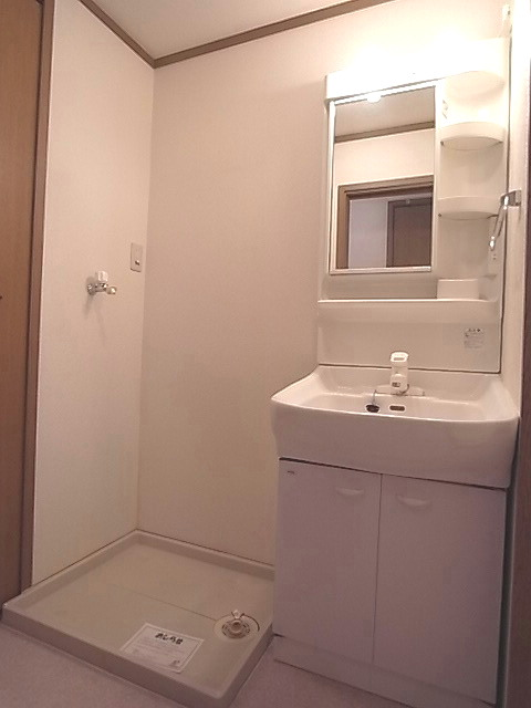 サニーヤード 01030号室の洗面所