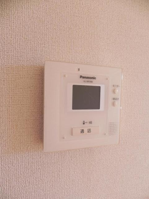 ソル・レヴェンテⅡA 02030号室のセキュリティ