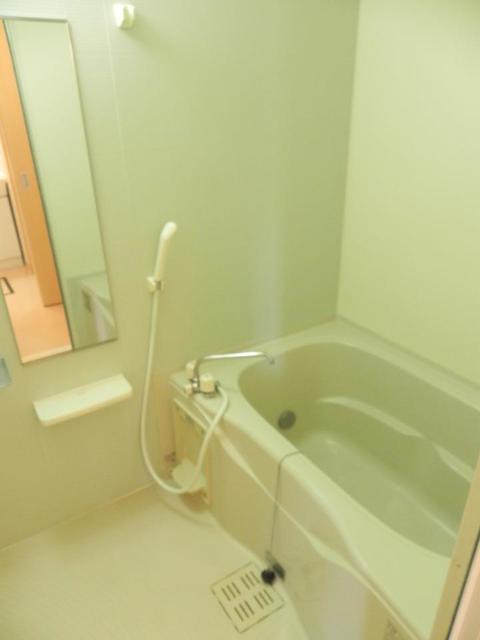 ソル・レヴェンテⅡA 02030号室の風呂