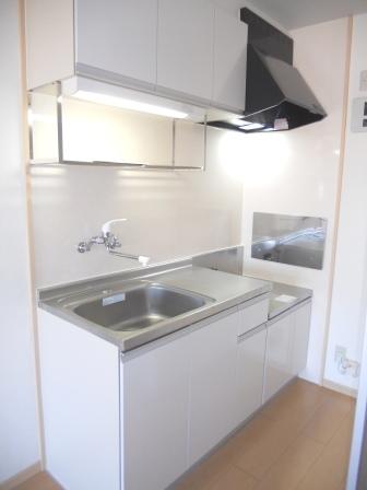 エルディム大竹Ⅱのキッチン