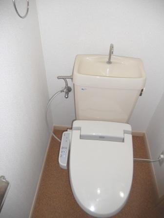エルディム大竹Ⅱの洗面所