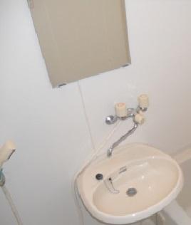 エルディム大竹Ⅱのトイレ