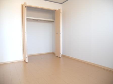 エルディム大竹Ⅱの玄関