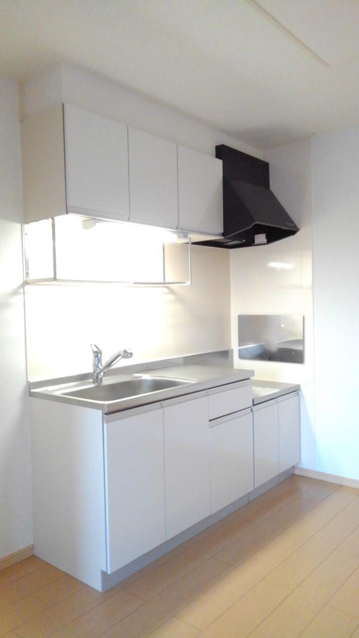 プライム パレス 02040号室のキッチン