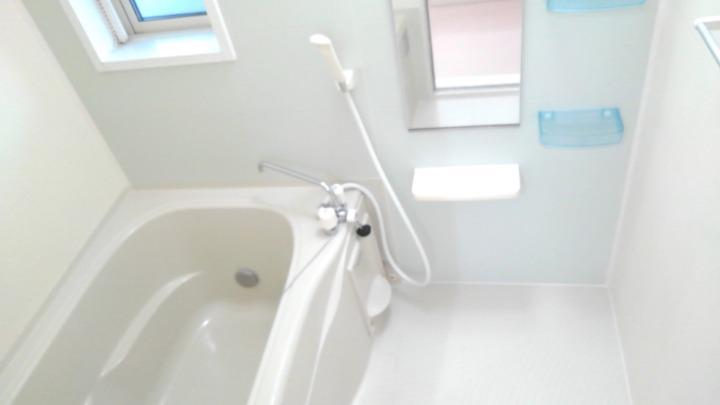 プライム パレス 02040号室の風呂