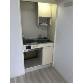 コムネット上大岡 402号室のキッチン