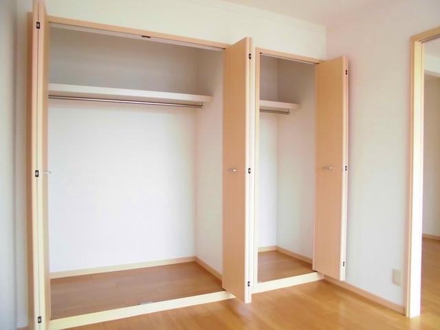 パルネット石田 02010号室の収納