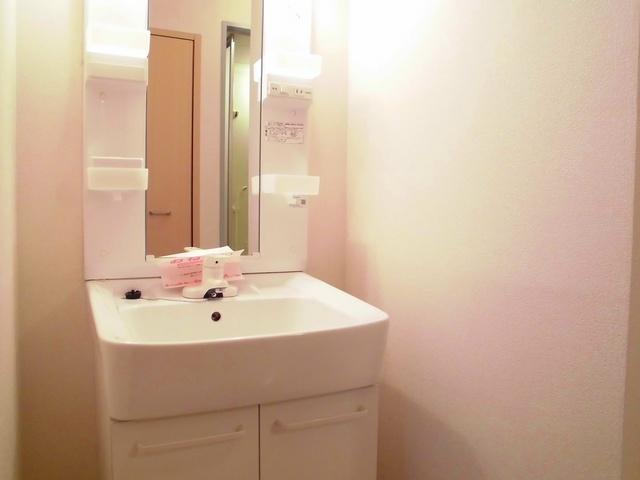 パルネット石田 02010号室の洗面所