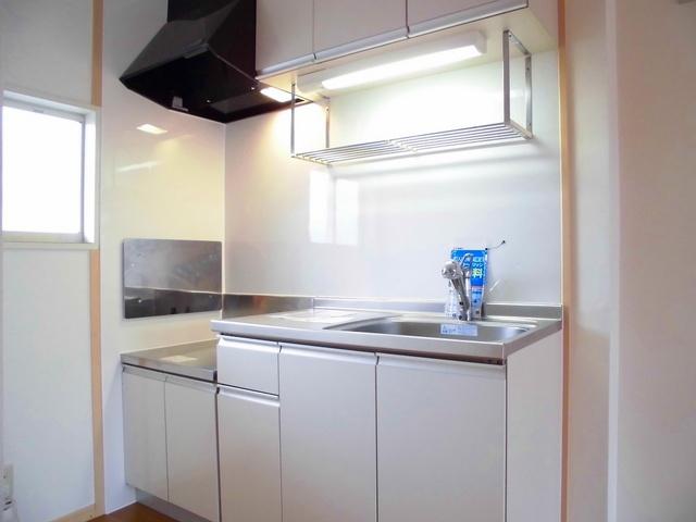 パルネット石田 02010号室のキッチン