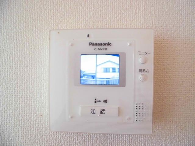 パルネット石田 02010号室のセキュリティ