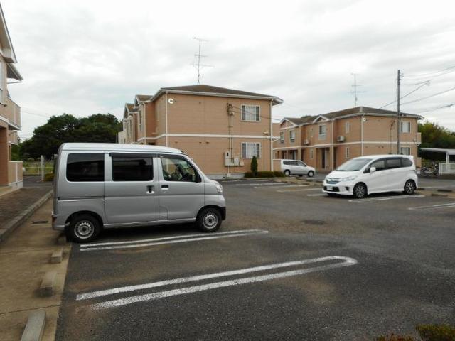 サン・ヒルズ永国A 02010号室のトイレ