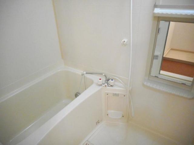 サン・ヒルズ永国A 02010号室の風呂