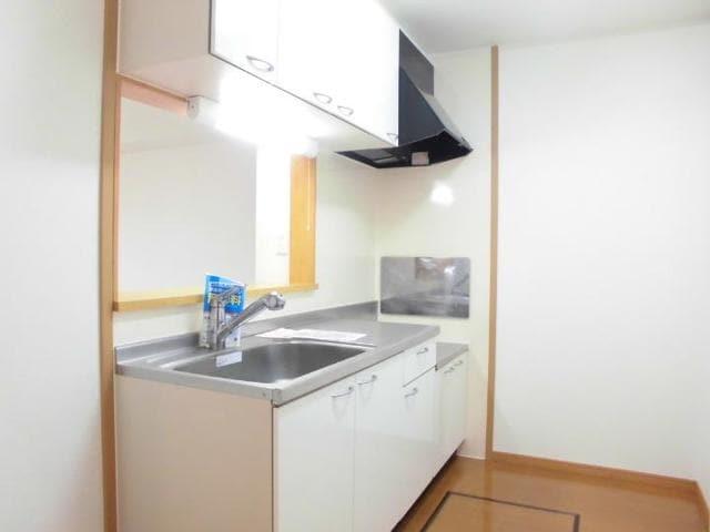 フィオーレ・アロッジオⅡ 01030号室のキッチン