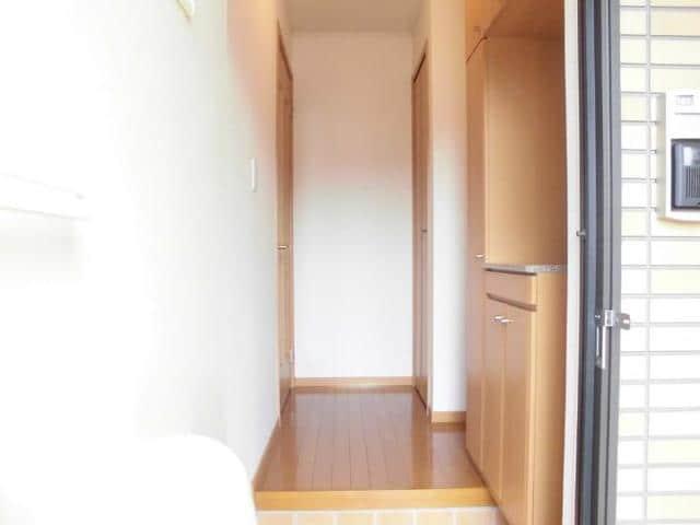 フィオーレ・アロッジオⅡ 01030号室の洗面所