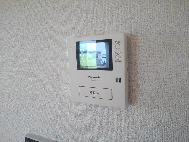 エトワール Ⅱ 02020号室のセキュリティ
