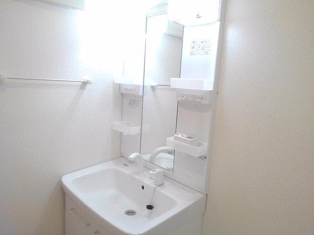 エトワール Ⅱ 02020号室の洗面所