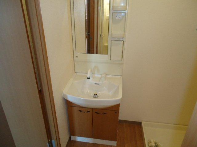 ユア・ハウス 00102号室の洗面所