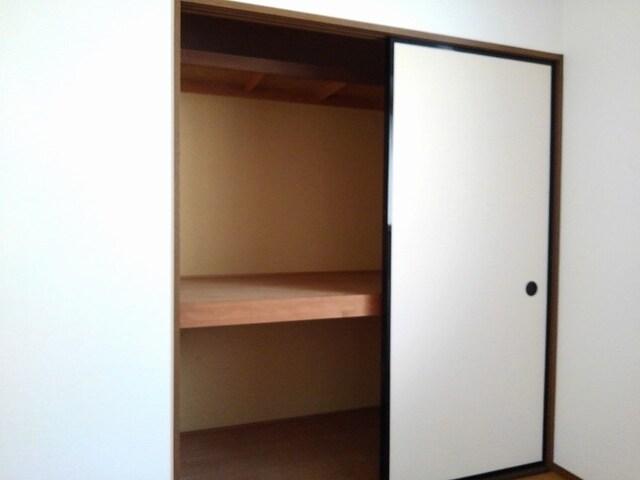 サニ-ヒルA 01040号室の収納
