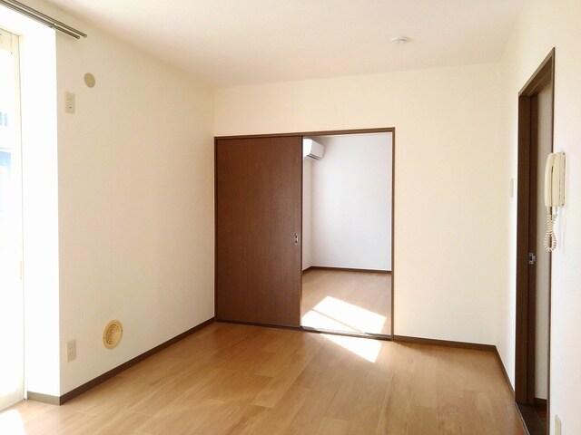 サニ-ヒルA 01040号室のリビング