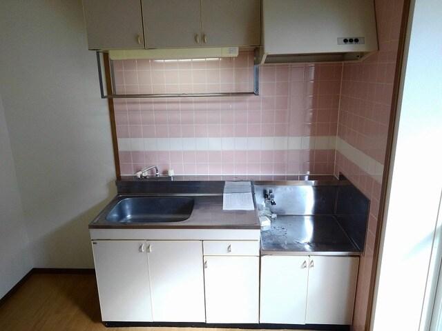 サニ-ヒルA 01040号室のキッチン