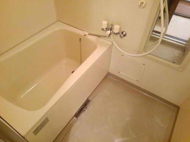 サニ-ヒルA 01040号室の風呂