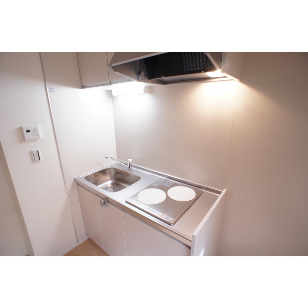 ビューノ八重洲通り 301号室のトイレ