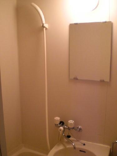 レオパレス千亀利 207号室の洗面所