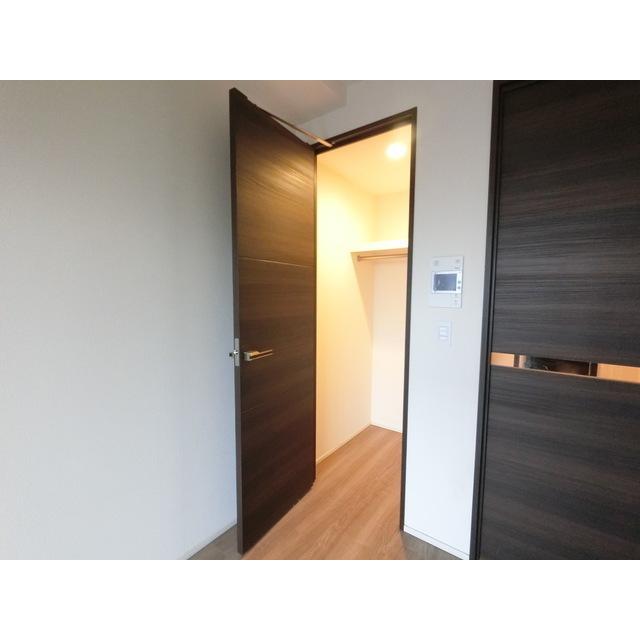 ザ・マジェスティコート目黒 609号室の収納
