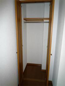 ブリヂネル堀留 502号室の収納