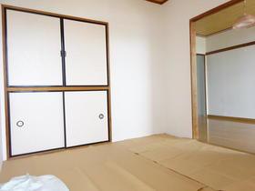 佐藤荘のベッドルーム