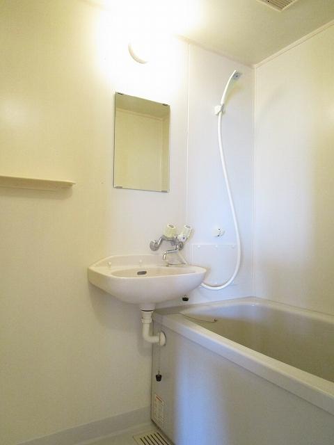 エルディムソウノダイ 02010号室の風呂