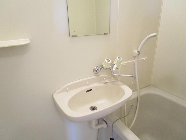 エルディムソウノダイ 02010号室の洗面所