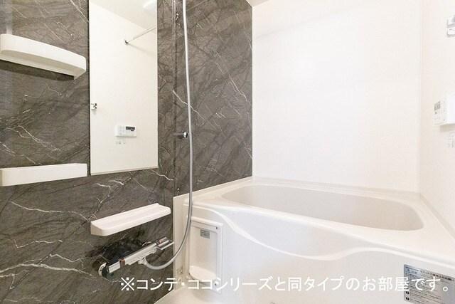グレイス草間 01010号室の風呂