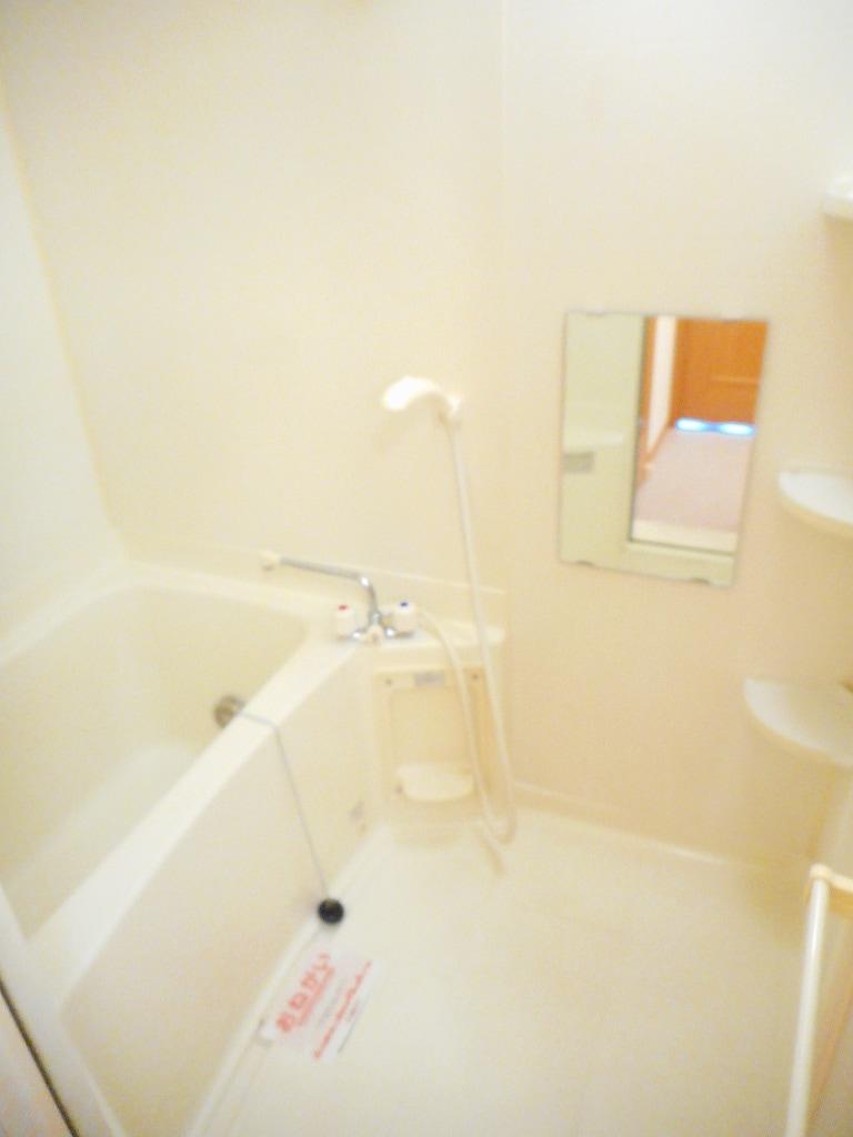 シャローム Ⅱ 01020号室の風呂