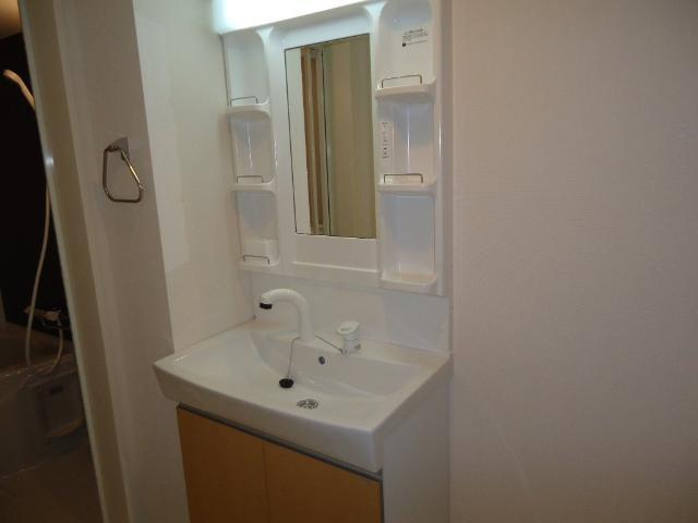 ネオ・エレガンス 102号室の洗面所