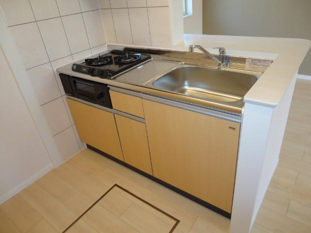 ネオ・エレガンス 102号室のキッチン
