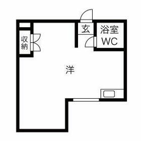 プレアール京都六地蔵・303号室の間取り