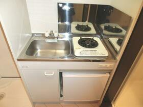 SKコーポ東村山 203号室のキッチン
