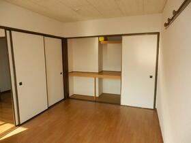 グレーシーフラット吉川 202号室の収納