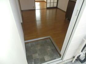 グレーシーフラット吉川 202号室の玄関