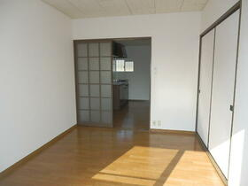 グレーシーフラット吉川 202号室の居室