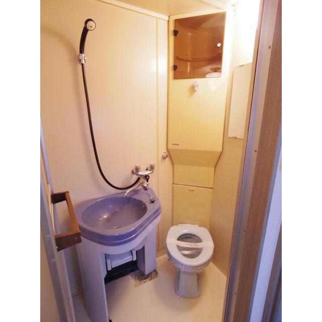 ライオンズマンション相模原第七 413号室のトイレ