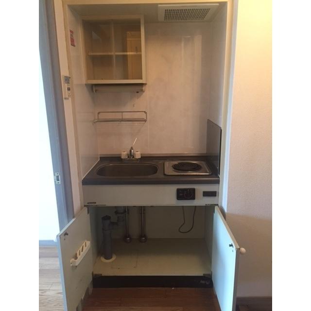 ライオンズマンション相模原第七 413号室のキッチン