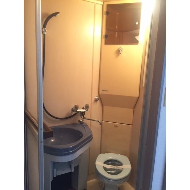 ライオンズマンション相模原第七 413号室の洗面所