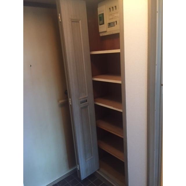ライオンズマンション相模原第七 413号室の収納