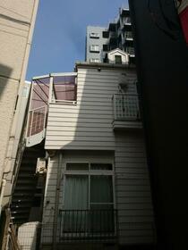 ハイム神奈川 105号室の外観